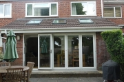 Bi-folding doors Warwickshire
